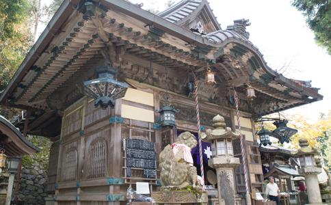 400年以上続く伝統の寺院