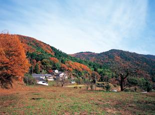 黒川の里山(にほんの里100選)