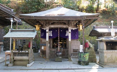 祖師堂(棲神殿)