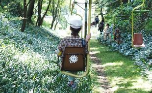妙見の森リフト