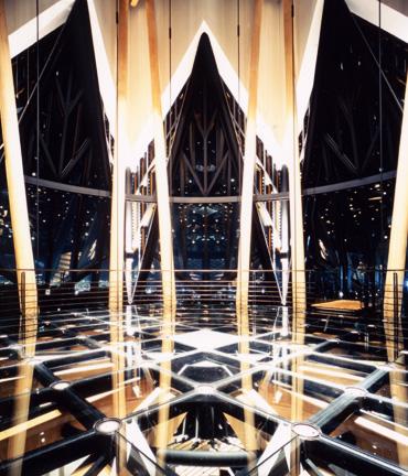 礼拝堂(最上階)